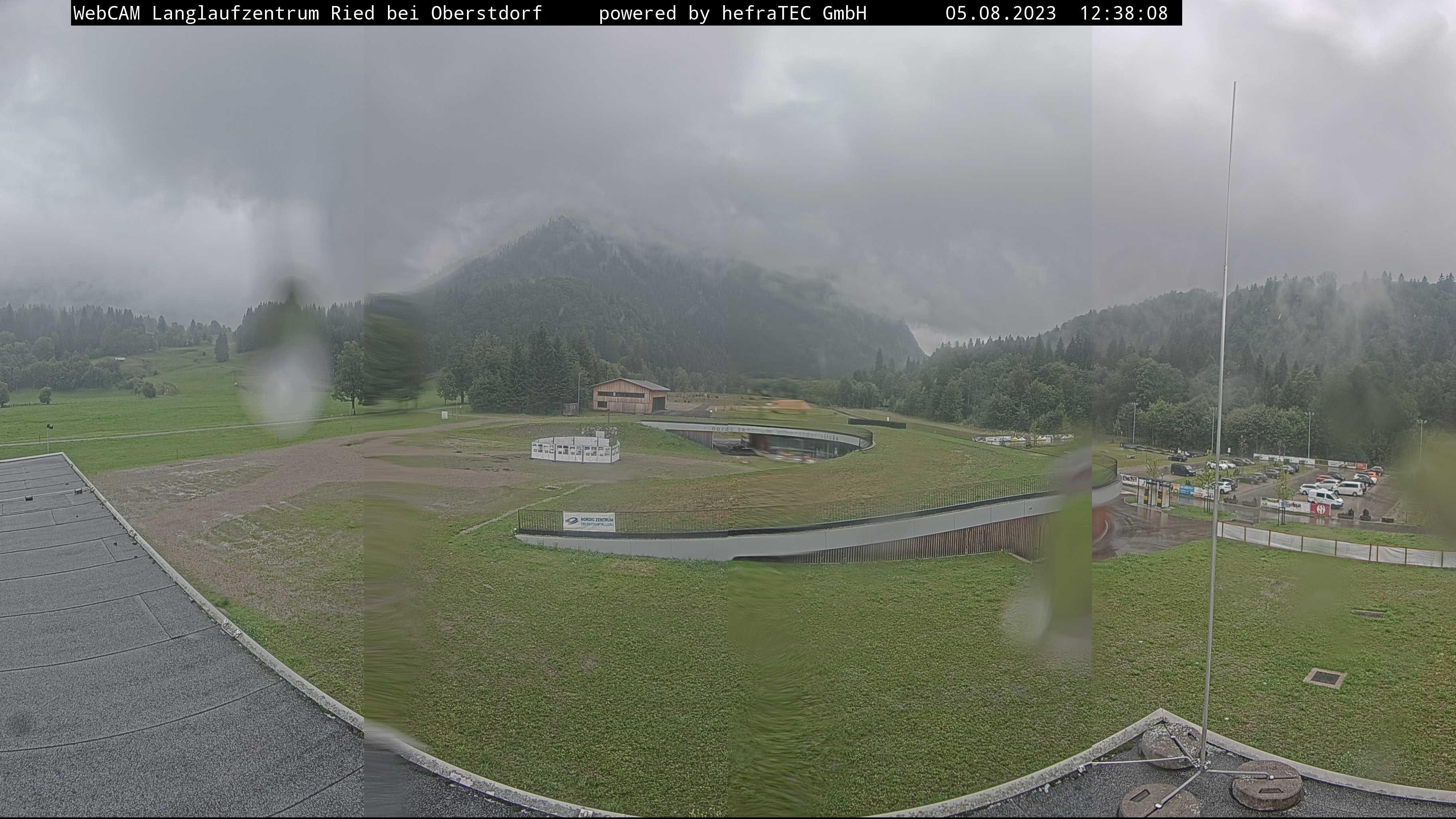 Webcam Nordic Zentrum Oberstdorf